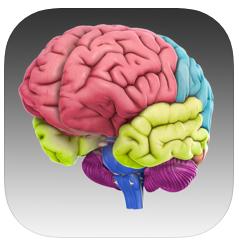آیکون برنامه 3D Brain اپل