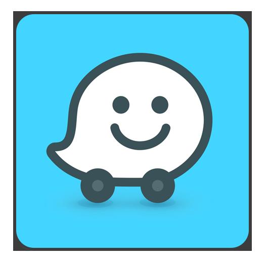 مسیر یاب Waze Navigation & Live Traffic
